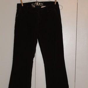 Los Angeles !iT Jeans Brown Sz 28